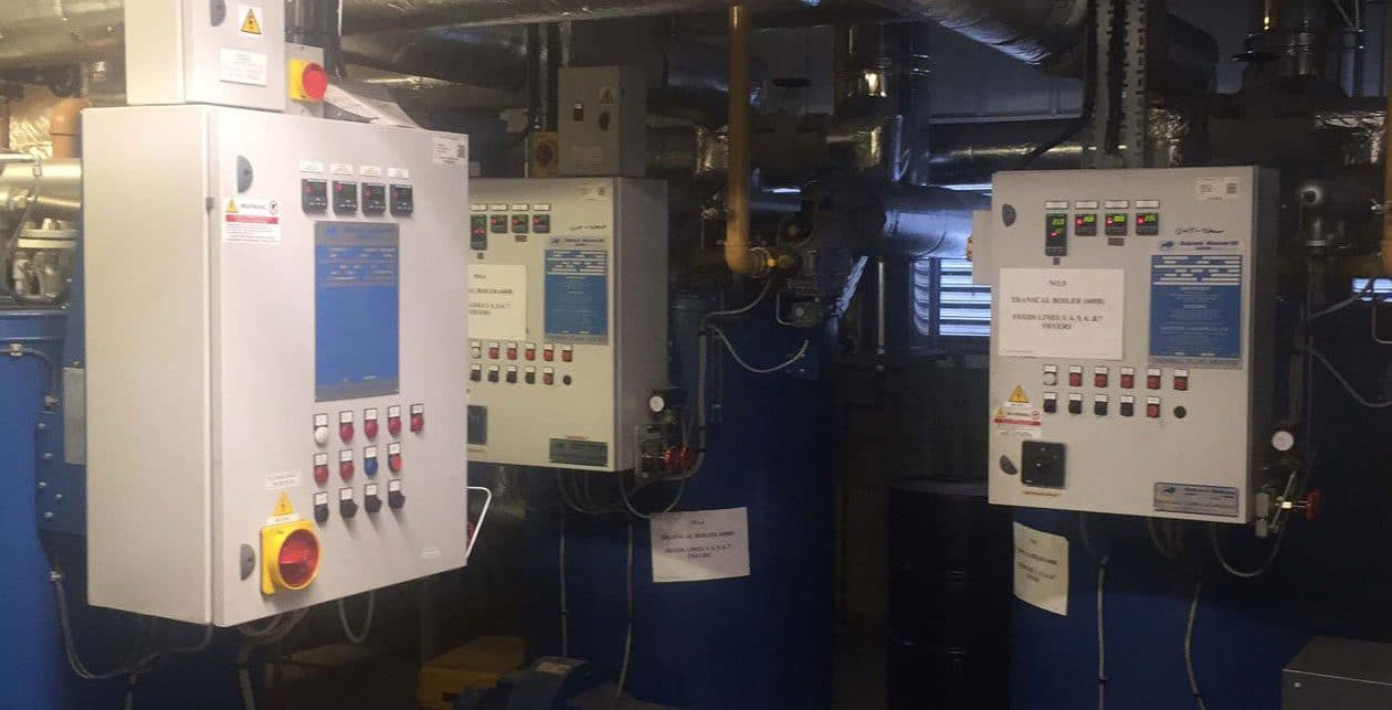 Puredrive-Fine-Foods boiler