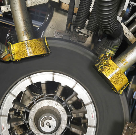 Steam Generator for Tyre Curing