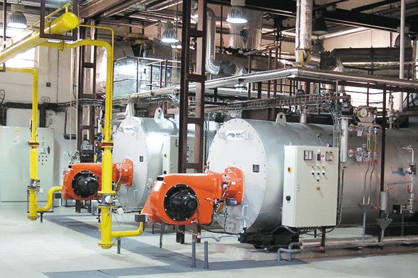BWD Fire Tube Boilers