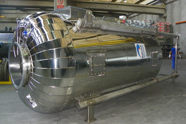 HTV Indirect Process Air Heaters