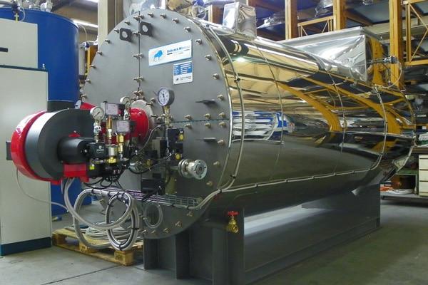 Réchauffeur indirect air de procédés HTV-N