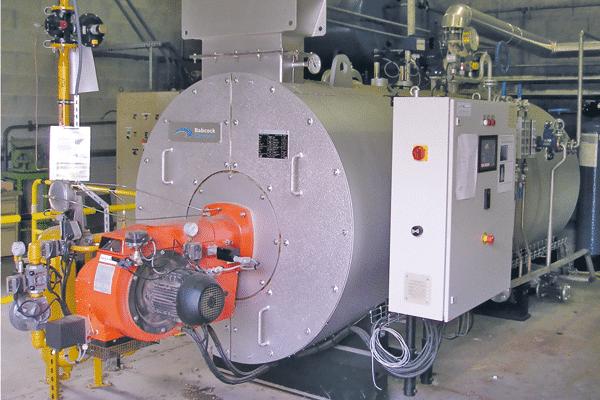 NBWB Fire Tube Boiler