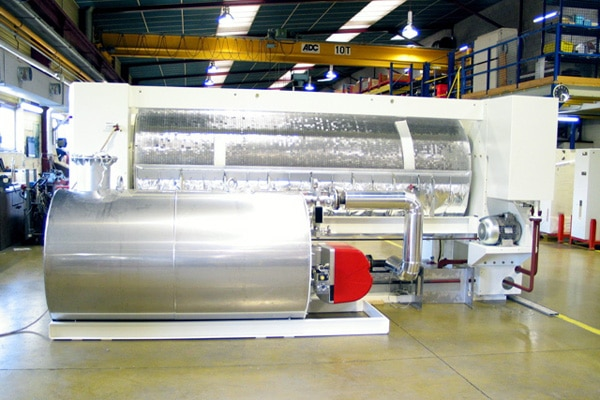 TPC-LN Thermal Fluid Heater