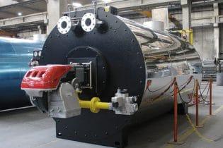 TPC-LN Thermal Fluid Heater