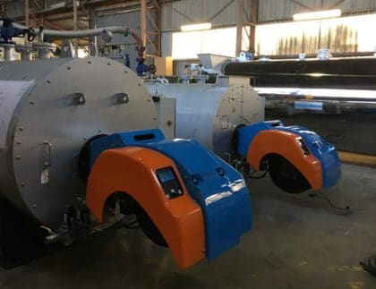 Burners for Boilers