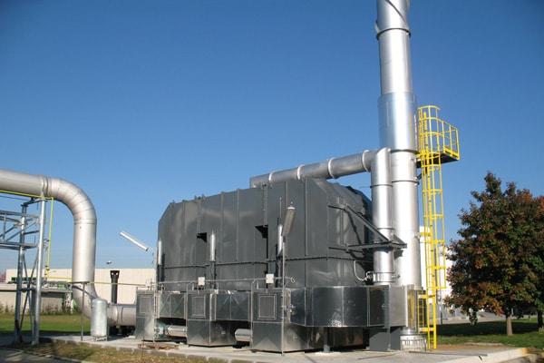 Regenerative Oxidisers
