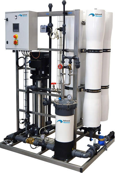Demineralisation by Reverse Osmosis