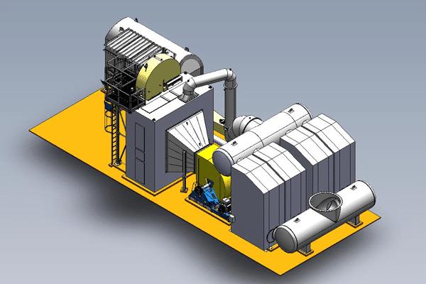 Roto-concentrateur