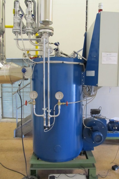 VAP-HP-steam-generator