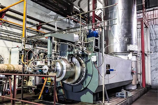 Oxydateur thermique récupératif pour Argina Fuels