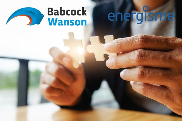 Babcock Wanson and Energisme
